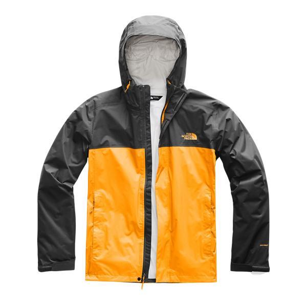 Zinnia Orange/Asphalt Grey
