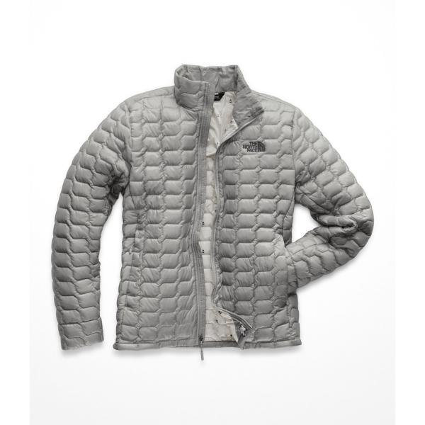 20f7a8ee29b4f2 ... Men's The North Face Thermoball Jacket Tap to Zoom; Mid Grey/High Rise  Grey Campfire Print