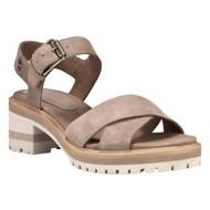 Women's Timberland Violet Marsh Cross Sandals