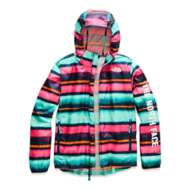 Grade School The North Face Novelty Flurry Wind Hoodie