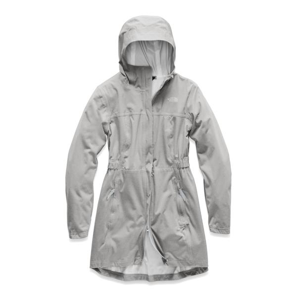b3970a85abdd TNF Light Grey Heather Tap to Zoom  Women s The North Face Allproof Stretch  Parka