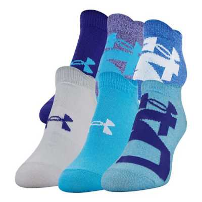Women's Under Armour Essential 2.0  No Show 6 Pack Socks