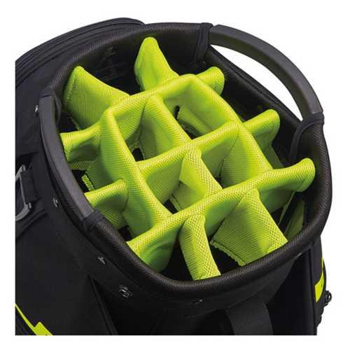 Black/Neon Lime