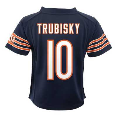 Toddler Nike Chicago Bears Mitchell Trubisky Game Jersey