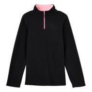 Toddler Girls' French Toast Microfleece Long Sleeve Shirt