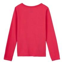 Preschool Girls' French Toast Long Sleeve Ruffle Shirt