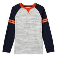 Preschool Boys' French Toast Long Sleeve Raglan Shirt