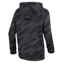 Grade School Boys' adidas Moto Camo Hooded Sweatshirt