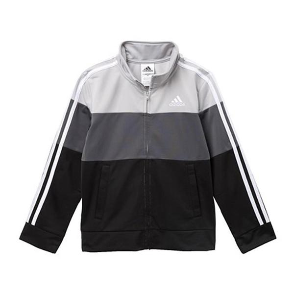 9a3a9a644 Youth Boys  adidas Colorblock Tricot Jacket