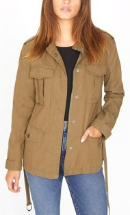 Women's Sanctuary Kinship Surplus Jacket