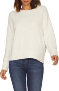 Women's Sanctuary Teddy Pullover Sweater