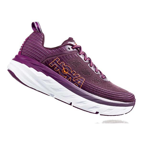 new concept 59c4c 8b6ab Women's HOKA ONE ONE Bondi 6 Running Shoes