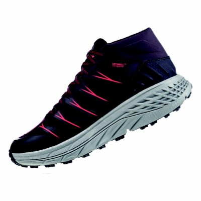 separation shoes 55268 f5836 Women's HOKA ONE ONE Speedgoat MID Waterproof Trail Running Shoes