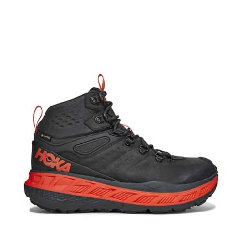 Men's HOKA ONE ONE Stinson Mid GTX Waterproof Hiking Boots