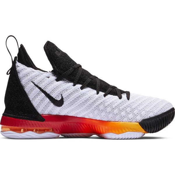 ddc78daf1052 ... Nike LeBron XVI Basketball Shoes Tap to Zoom  White Laser Orange-Total  Orange