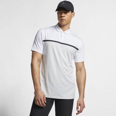af537287 Men's Nike Dri-Fit Stripe Block Vapor Golf Polo | SCHEELS.com