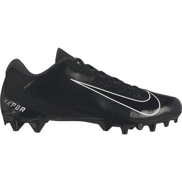 1607739f612f ... Men's Nike Vapor Untouchable Varsity 3 TD Football Cleats Tap to Zoom;  Black/Black-Anthracite