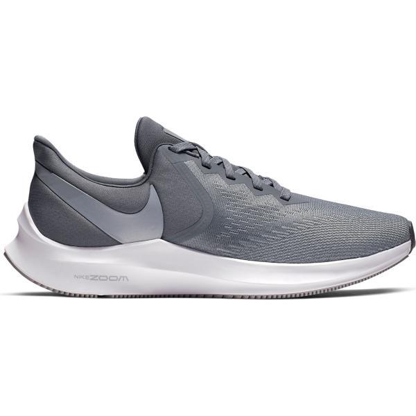 1e2da080892f7 ... Men's Nike Air Zoom Winflo 6 Running Shoes Tap to Zoom; Black/White-Dark  Grey-Mtlc Platinum Tap to Zoom; Cool Grey/Mtlc Platinum-Wolf Grey-White