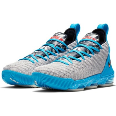 online store 5a2d8 591a8 Grade School Nike LeBron XVI Basketball Shoes