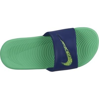 05cd3b69933c Preschool Boys' Nike Kawa Multi Graphic Swoosh SE Slides | SCHEELS.com