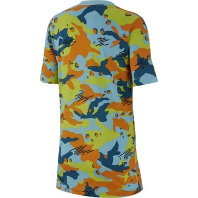 72eb7348b Grade School Boys' Nike Sportswear Camo T-Shirt | SCHEELS.com