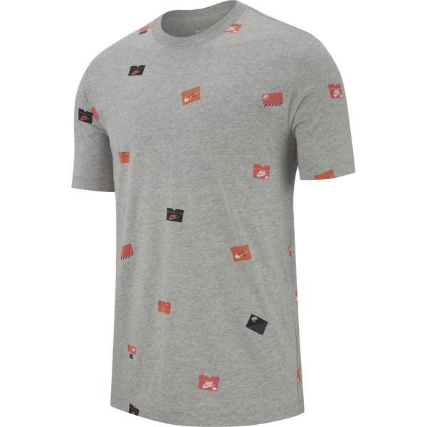 06a3d05434 Tap to Zoom; Men's Nike Sportswear Allover Shoe Box Graphic T-Shirt Tap to  Zoom; Men's Nike Sportswear Allover ...