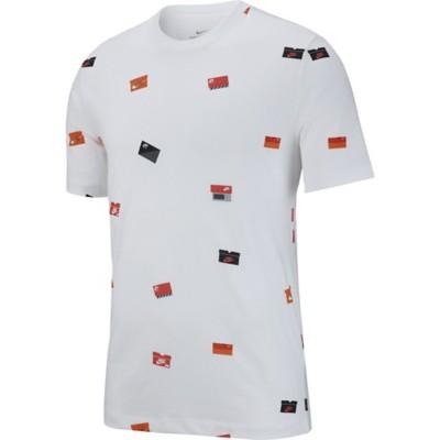 b6f57090f3 Men's Nike Sportswear Allover Shoe Box Graphic T-Shirt | SCHEELS.com