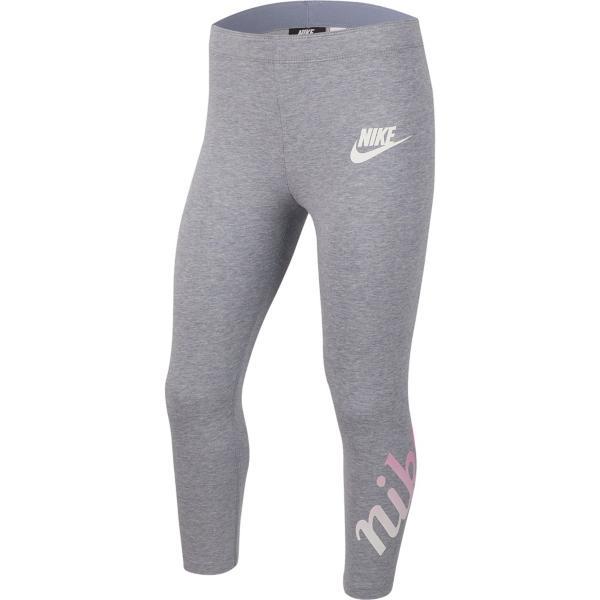 on sale bb400 21ead Ashen Slate Htr White Tap to Zoom  Grade School Girls  Nike Sportswear  Ombre Graphic ...