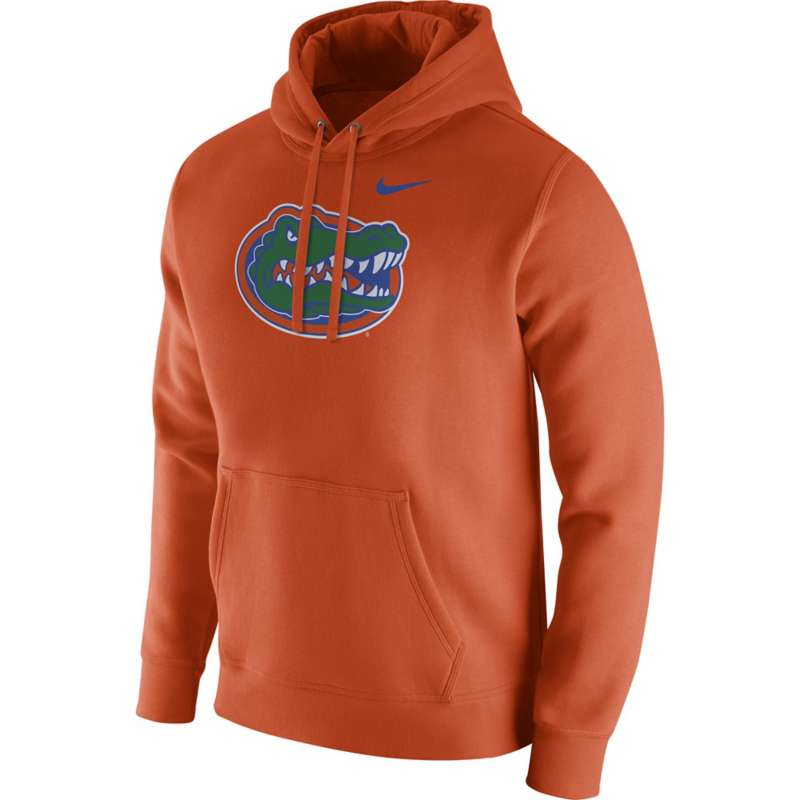 Nike Florida Gators Logo Club Fleece Hoodie
