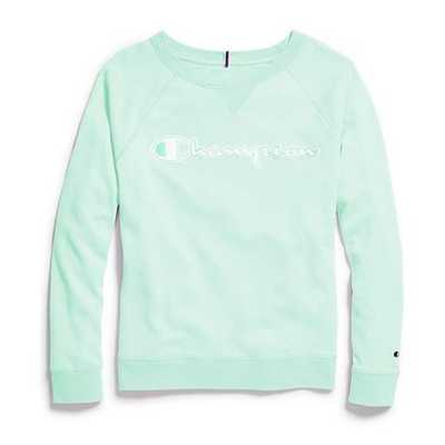 Women's Champion Heritage French Terry Crew Sweatshirt