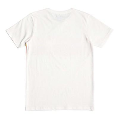 Grade School Boys' Quiksilver Season Stripe Pocket T-Shirt
