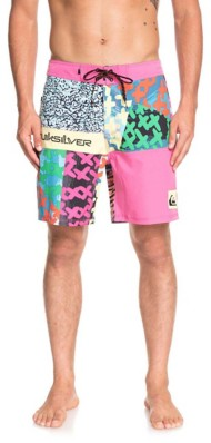 Men's Quiksilver More Paint Boardshort