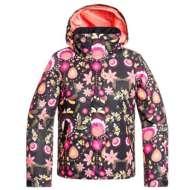 Grade School Girls' Roxy Jetty Snow Jacket