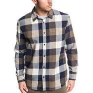 Men's Quicksilver Motherfly Flannel Long Sleeve Shirt