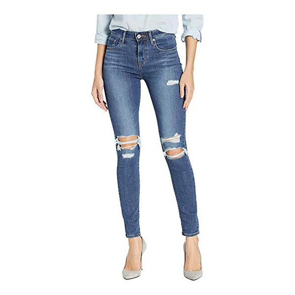 8184bcd049d Manic Monday Tap to Zoom; Women's Levi's 721 High Rise Skinny Jean