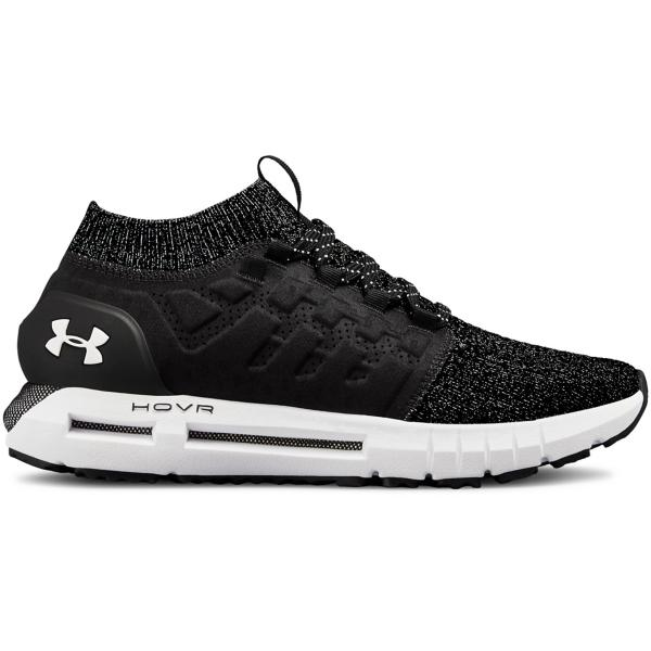 ... Men s Under Armour HOVR Phantom Running Shoes Tap to Zoom  Black White 4b91bb33379e