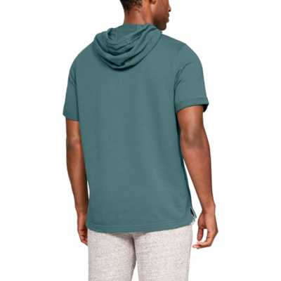 Men's Under Armour Sportstyle Terry Short Sleeve Hoodie