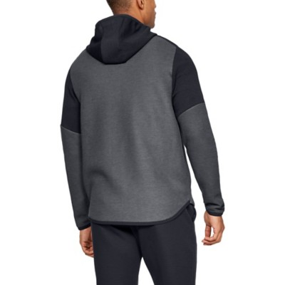 80ff80f39c Men's Under Armour Unstoppable Move Light 1/2 Zip Hoodie