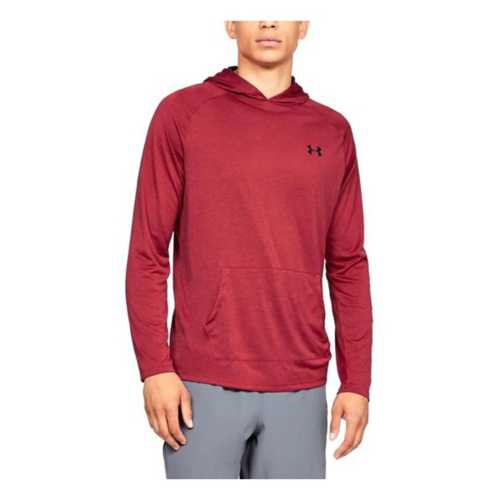 Men's Under Armour Tech Hooded Long Sleeve Shirt