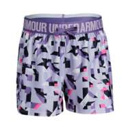 Youth Girls' Under Armour Play Up Printed Short