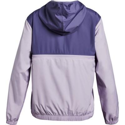 e776ac692 Youth Girls' Under Armour Packable 1/2 Zip Jacket | SCHEELS.com