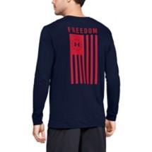Men's Under Armour Freedom Flag Long Sleeve Shirt
