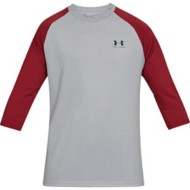Men's Under Armour Sportstyle Left Chest 3/4 Sleeve Shirt