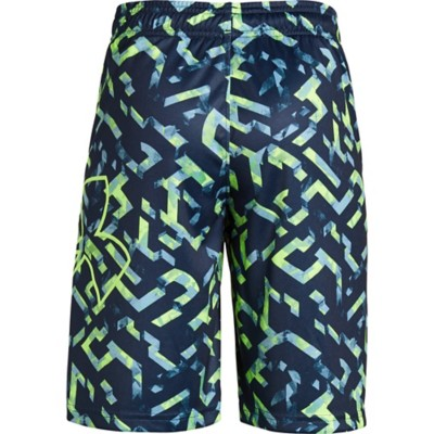 Youth Boys' Under Armour Renegade 2.0 Printed Short