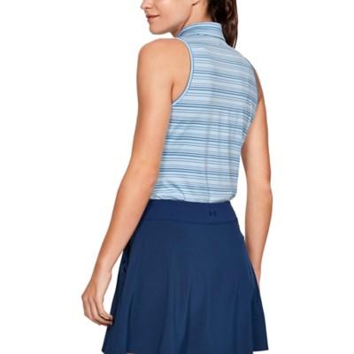c6624617 Women's Under Armour Novelty Zinger Sleeveless Polo | SCHEELS.com