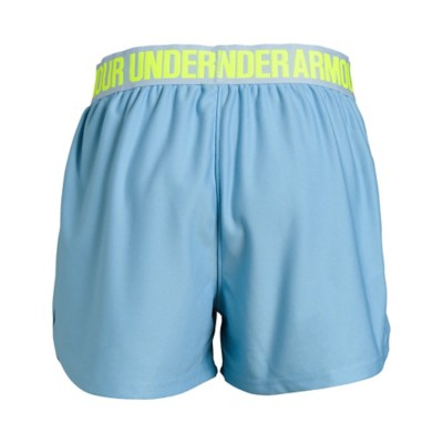 Youth Under Armour Girls' Play Up Short