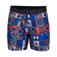 "Men's Under Armour Tech 6"" Seasonal Boxer Brief"