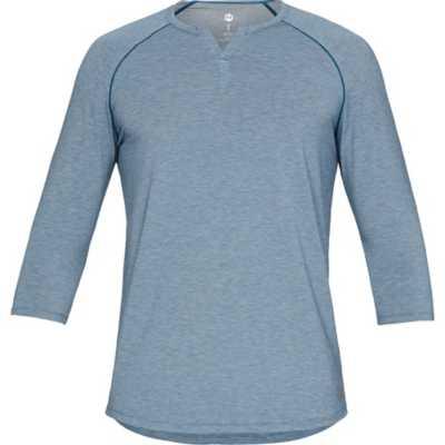 Men's Under Armour Recovery Sleepwear 3/4 Sleeve Henley