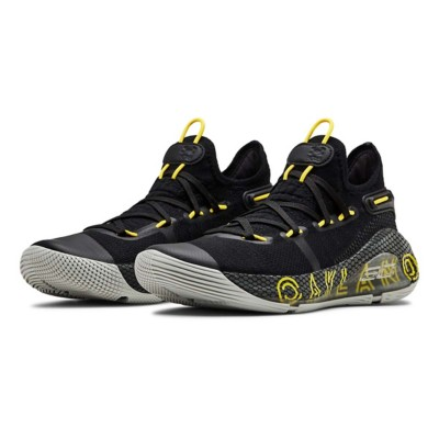 on sale f4f79 a8766 Grade School Under Armour Curry 6 Basketball Shoes