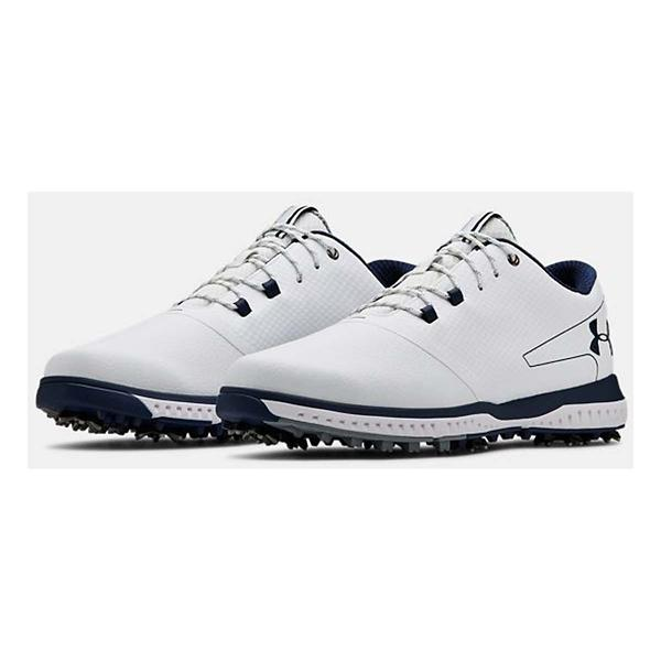 4b095ee2d010 ... Men s Under Armour Fade RST 2 Golf Shoes Tap to Zoom  White Steel Tap  to Zoom ...